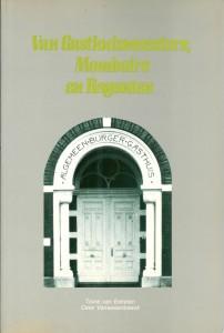 1989 Studies uit Bergen op Zoom VII