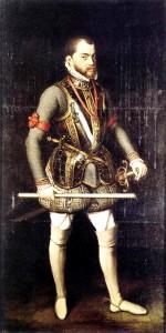 Philips II van Spanje stuurde in 1566 Alva naar de Nederlanden om 'orde op zaken te stellen'.