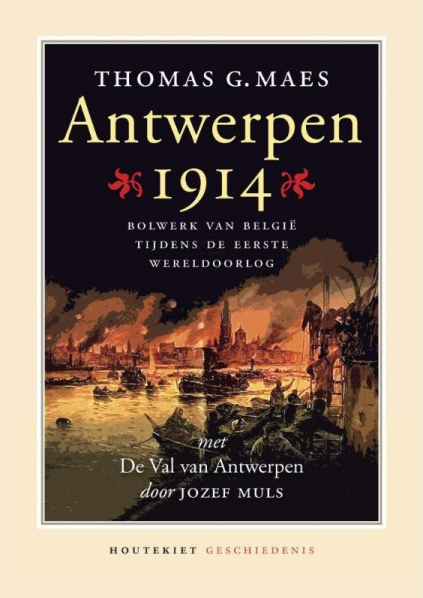 Thomas Maes - Antwerpen 1914