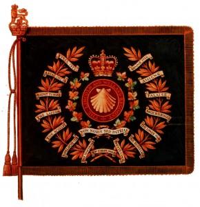 Lincoln-and-Welland-regimentsvlag