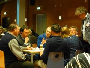 De CDA ploeg krijgt geestelijke bijstand van Paul Verbeek