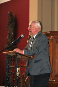 pastor Ruud Smit vertelt