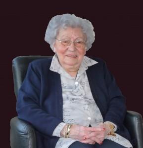 Mevrouw Van den Boom in 2009