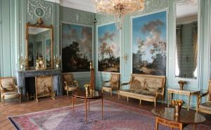 De Augustakamer met het Van Sypesteynbehangsel
