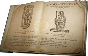 Of dit boekje in het weeshuis werd gebruikt is niet bekend