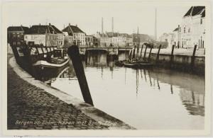 Binnenhaven omstreeks 1933